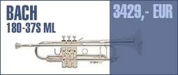 Bach 180-37S ML Trumpet