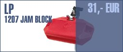 LP 1207 Jam Block Red