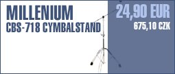 Millenium CBS-718 Stage Boom Stand