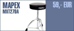 Mapex MXT270A Drum Stool