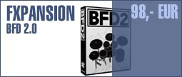 FXpansion BFD 2.0