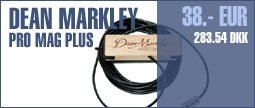 Dean Markley Pro Mag Plus