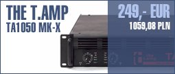 the t.amp TA1050 MK-X