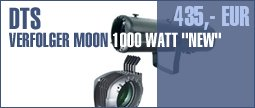 "DTS Follow Moon 1000 Watt ""New"""
