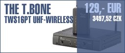 the t.bone TWS 16 PT 863 MHz