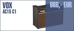 Vox AC15 C1