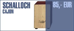 Schalloch Cajon Model Brown