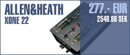 Allen & Heath Xone 22