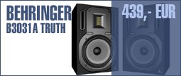 Behringer B3031A Truth