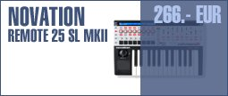 Novation Remote 25SL MKII