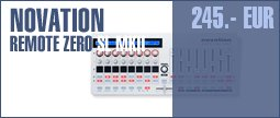 Novation ReMote ZeRO SL MkII