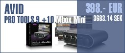Avid Mbox Mini + Pro Tools