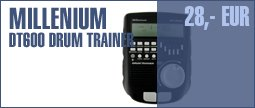 Millenium DT600 Drum Trainer