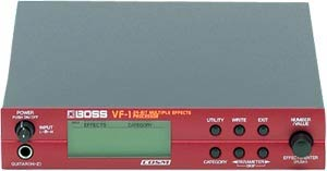 Boss VF-1 Rack unit