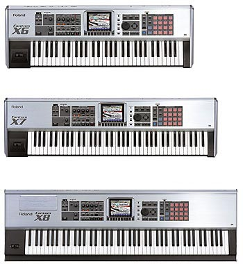 Roland Phantom Series