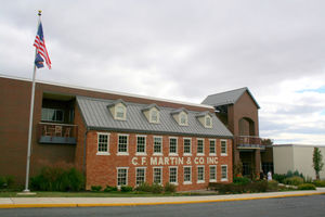 head office in Nazareth, Pennsylvania