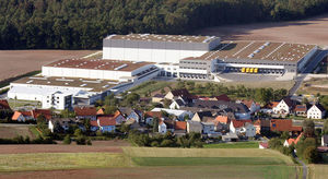 head office in Treppendorf