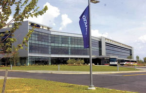 Olympus headquarter in America
