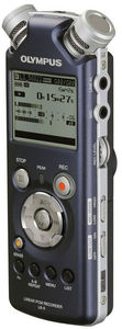 Olympus LS-5 portable Digital Recorder