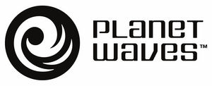 Planet Waves logotipo