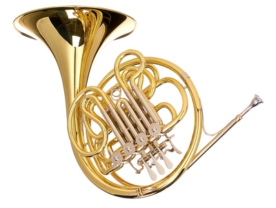 Ed. Kruspe Model 9 Bb-/F- Horn