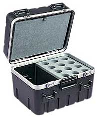 SKB SKB1200 Microphone Case