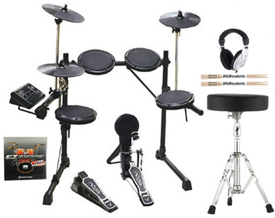 Millenium MPS-200 E-Drum Set Complete
