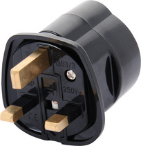 Thomann Travel Adaptor UK