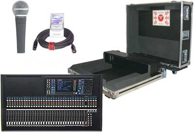 Yamaha LS 9  32 Bundle Live Digitalkonsole