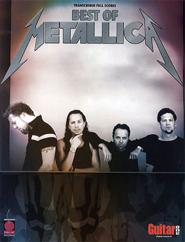 Hal Leonard The Best Of Metallica (Transkr)