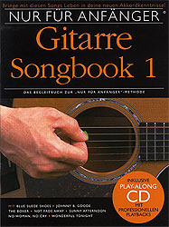 Bosworth Anfnger Gitarre Songbook 1