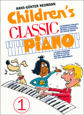 Bosworth Childrens Classic Piano Bd.1