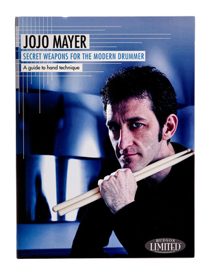 Music Sales Jojo Mayer Secret Weapons E