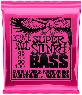Ernie Ball EB-2834 Gitarrensaiten