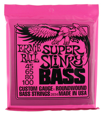 Ernie Ball EB2834 Super Slinky