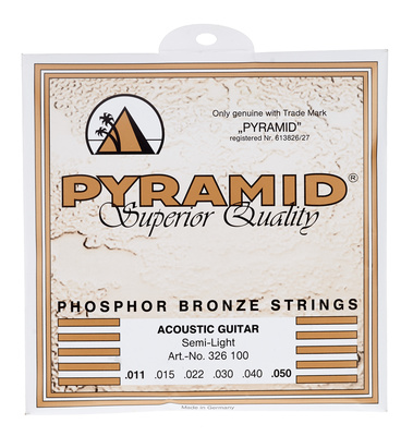 Pyramid Western Strings 011-050