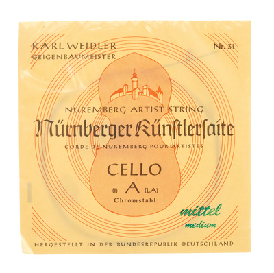 Weidler Cello String A 639600