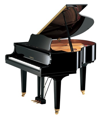 Yamaha GB1 K Black Polished