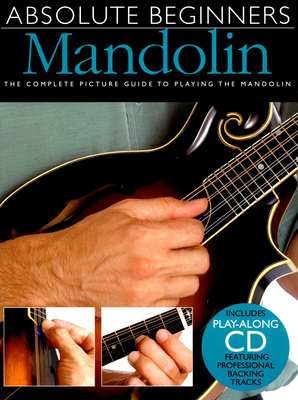Music Sales Absolute Beginners Mandolin
