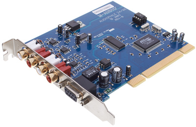 M-Audio Delta Audiophile 2496 PCI Audio Karte