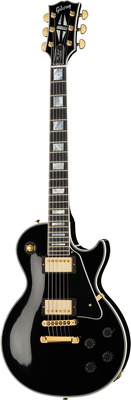 Gibson Les Paul Custom Ebony GH