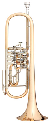 Johannes Scherzer 8218-L Bb-Trumpet