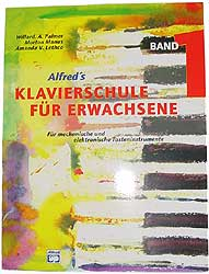 Alfred Music Publishing Klavierschule fr Erwachsene 1
