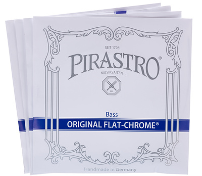 Pirastro Original Flat Chrome Solo Cis5