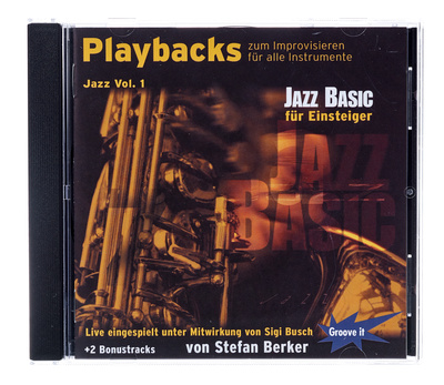 Tunesday Records Playbacks Jazz Basic