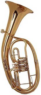 Khnl & Hoyer 775/3G Tenor Horn