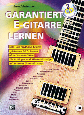 Alfred Publishing garantiert E-Gitarre Lernen