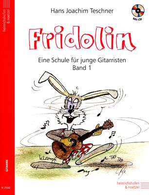 E Heinrichshofen Fridolin Vol 1 (CD)