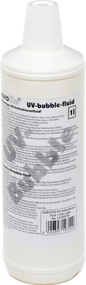Eurolite UV Seifenblasenfluid 1 Liter