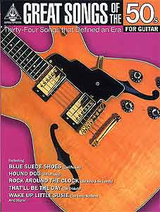 Hal Leonard Great Songs of The 50s